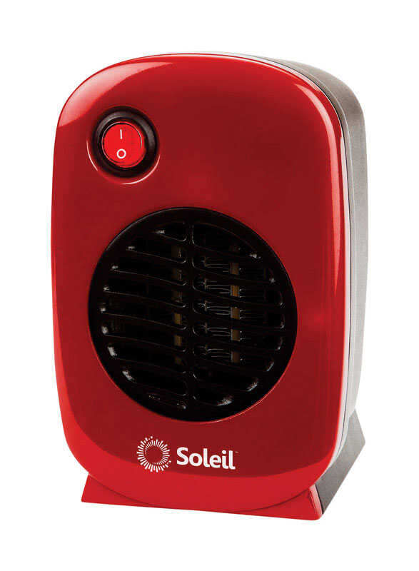 Soleil 200 Sq Ft Electric Ceramic Portable Heater Ace