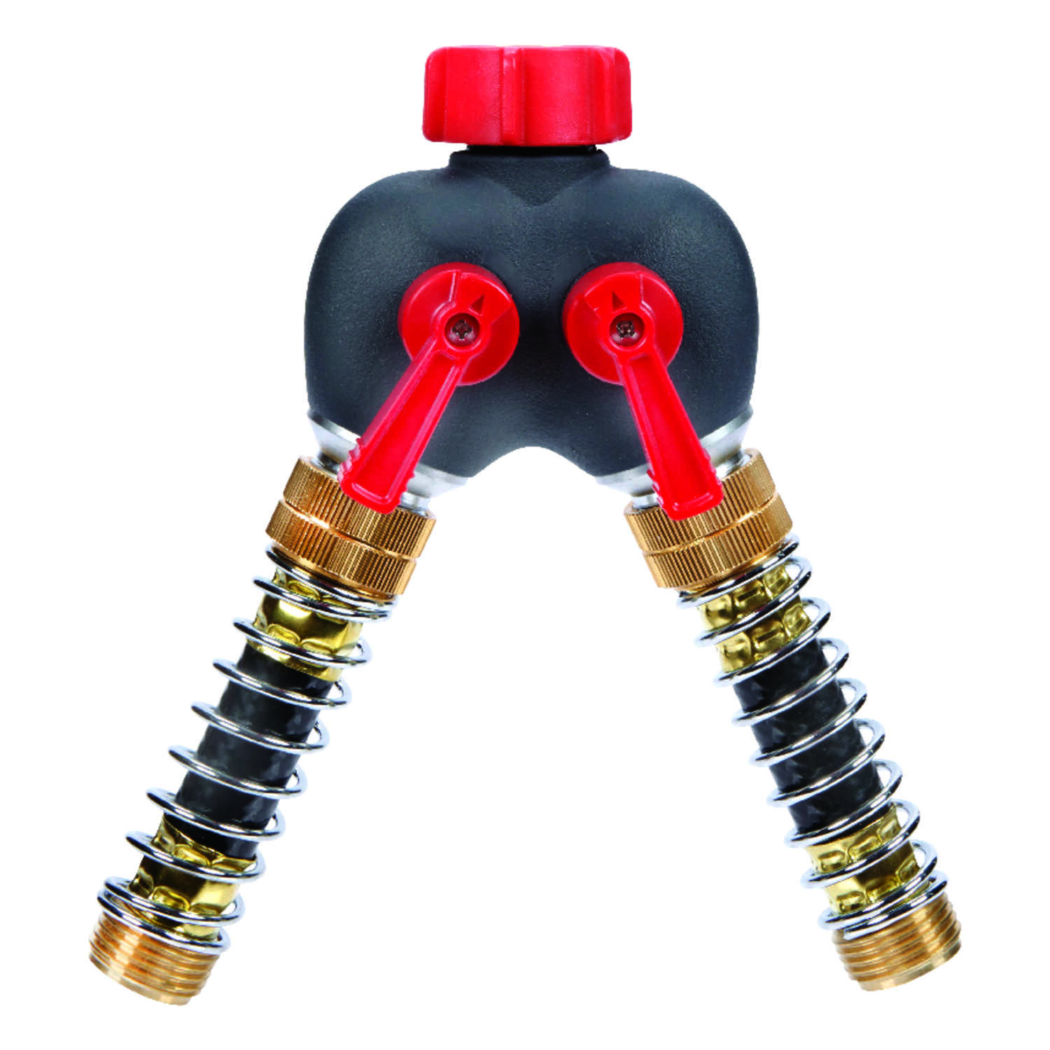Ace  Plastic  Threaded  Male  2-Way Shut-off Valve