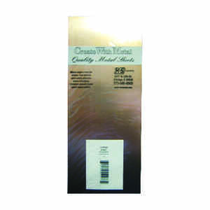 K&S  0.016 in.  x 4 in. W x 10 in. L Copper  Sheet Metal