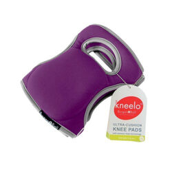 Burgon & Ball  Kneelo  7.8 in. L x 7.8 in. W EVA Foam  Garden Knee Pads  Plum  One Size Fits Most