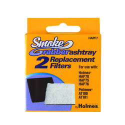 Holmes  Smoke Grabber  2.8 in. H x 0.8 in. W Rectangular  Filter