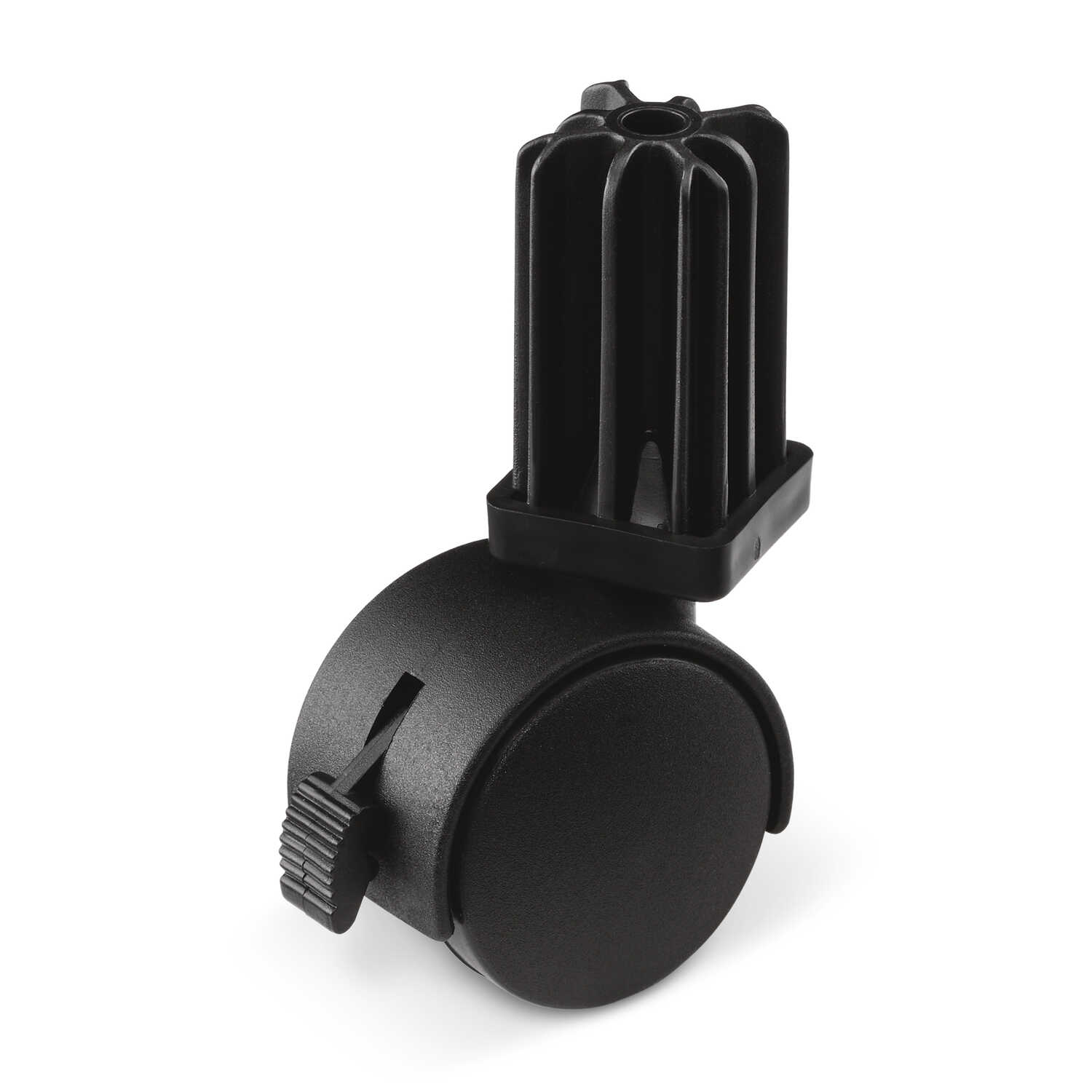 Weber Plastic Grill Caster Replacement 1.5 in. W x 2.5 in. L x 4.6 ...