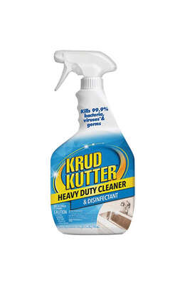 Krud Kutter No Scent Heavy Duty Cleaner and Disinfectant 32 oz.