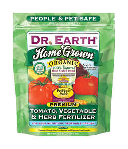Dr. Earth  Home Grown  Granules  Organic Veggie Maker  4 lb.