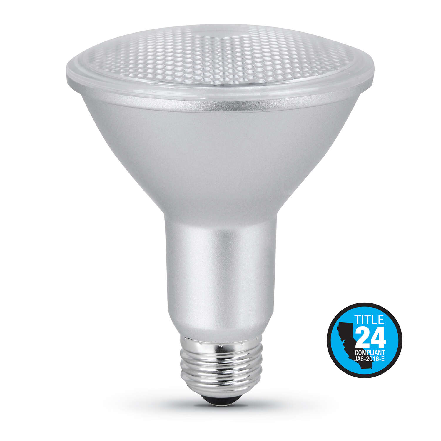 FEIT Electric  12 watts PAR30  LED Bulb  750 lumens Bright White  Reflector  75 Watt Equivalence