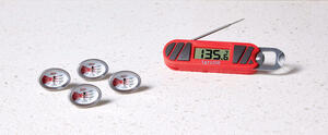 Taylor  Grill Works  Digital  Meat Thermometer
