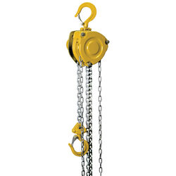 OZ Lifting Products  Steel  500 lb. Chain Hoist