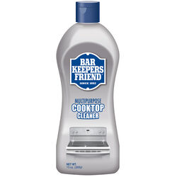 Bar Keepers Friend Lemon Scent Cooktop Cleaner 13 oz. Gel
