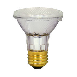 Satco  39 watts PAR20  Floodlight  Halogen Bulb  530 lumens Warm White  1 pk