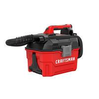 Deals on Craftsman V20 2 Gal Cordless Vacuum 20 volt 7.22 lb