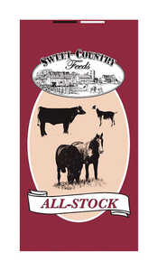 Sweet Country  Feed  Pellets  For Horses 40 lb.