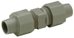Zurn  1/2 in. CTS   x 1/2 in. Dia. CTS  Polybutylene  Coupling
