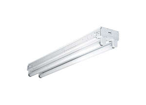 Metalux  SNF  25.0 in. L Hardwired  Fluorescent  White  Strip Light