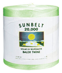 Sunbelt  20000 ft. L Green  Poly  Twine