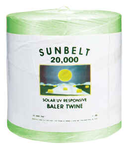 Sunbelt  20000 ft. L Poly  Green  Twine
