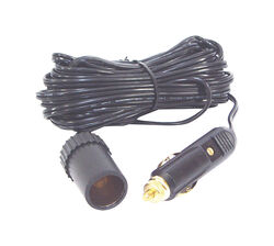 US Hardware  Cigarette Lighter Extention Cord  1 pk