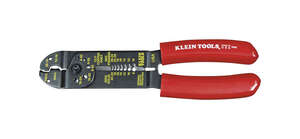 Klein Tools  10-22 AWG 7-3/4 in. L Multi-Purpose 6-in-1 Tool