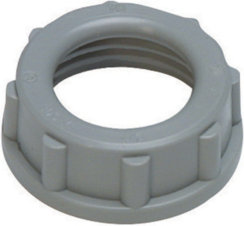 Sigma Insulating Bushing Rigid Threaded 1 in. UL/CSA Used on the End of Rigid and IMC Conduits and