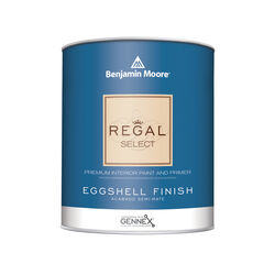 Benjamin Moore Regal Eggshell Base 1 Paint Interior 1 qt.