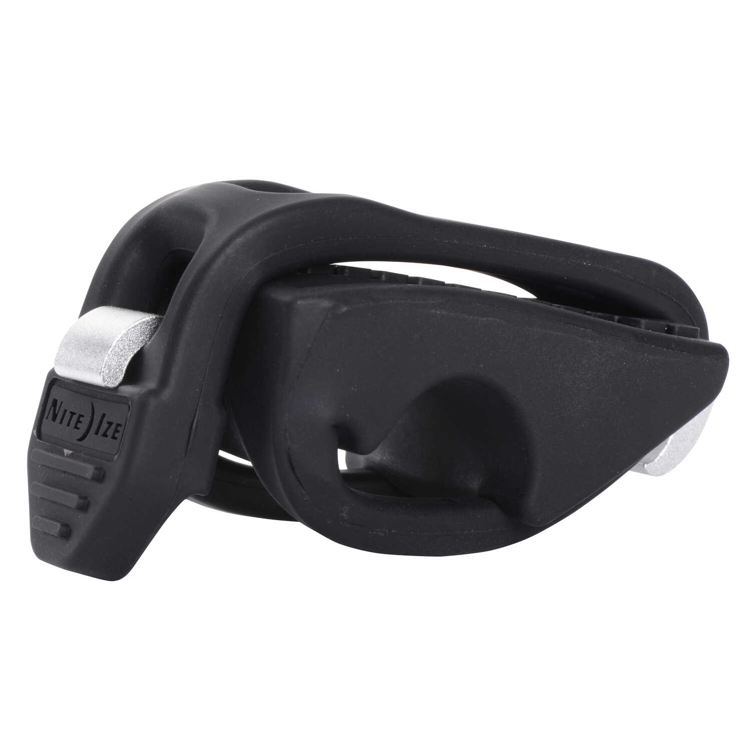 Nite Ize  Black  Handle Band  For Universal