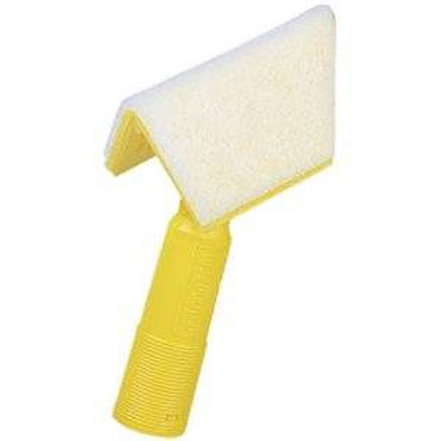 Mr. Longarm  5.4 in. W x 11 in. L Yellow  Nylon/Plastic  Corner Painter