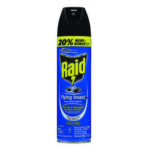 Raid Flying Insect Killer Flies, Flying Insects, Gnats, Mosquitoes 18 oz.