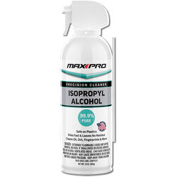 Max Pro  Isopropyl Alcohol  Non-Scented Scent All Purpose Cleaner  Spray  10 oz.