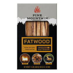 Pine Mountain Starter Stikk Wood Fire Starter 1.5 lb.