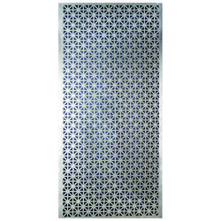 M-D 0.02 in. x 1 ft. W x 2 ft. L Aluminum Union Jack Sheet Metal