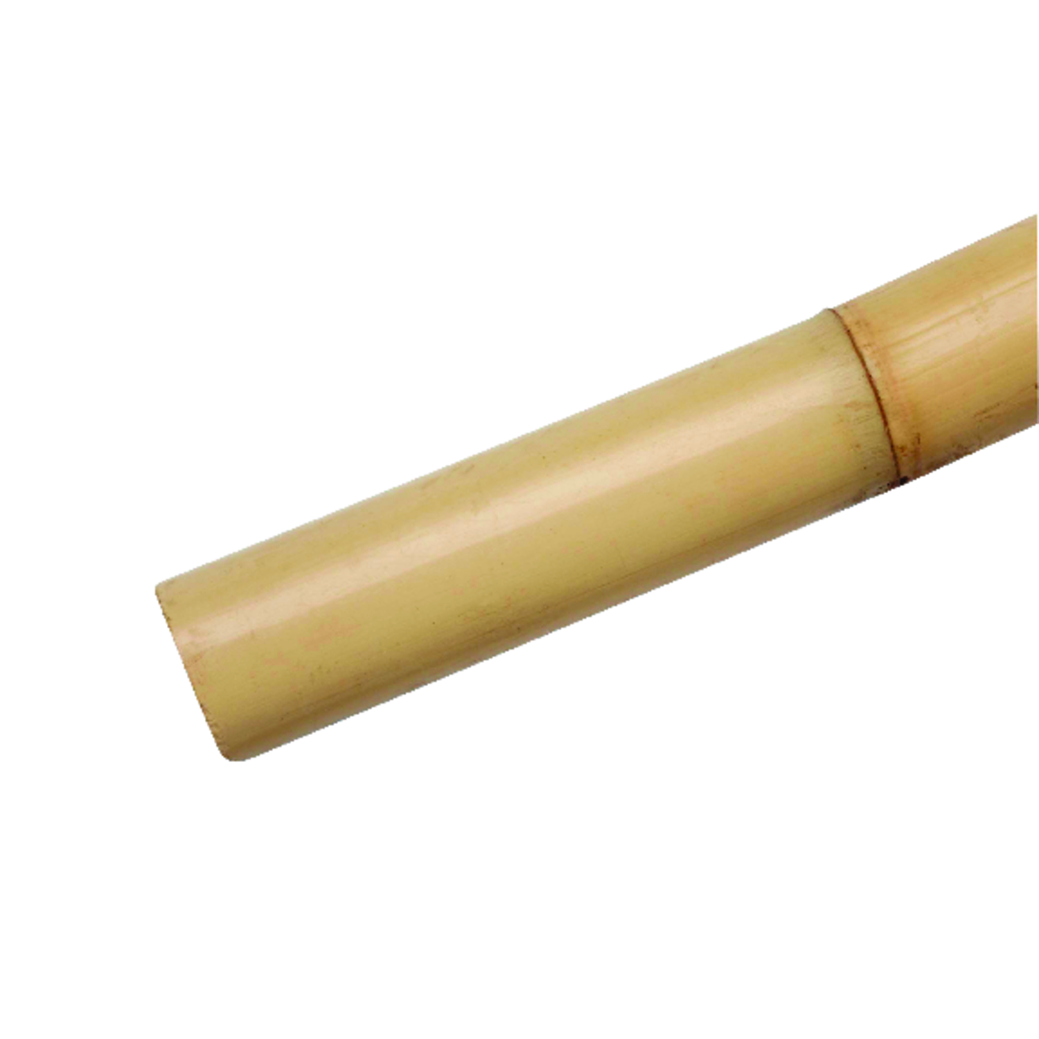 Waddell  1-3/4 in. W x 8 ft. L x 1-1/2 in.  Pole  Bamboo