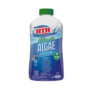 hth  Ultimate  Liquid  Algae Guard  1 qt.