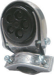 Sigma Electric ProConnex 1-1/2 in. Dia. Die-Cast Aluminum Service Entrance Head For NM/SE 1 pk