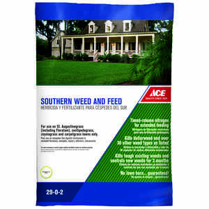 Ace  29-0-2  Weed and Feed  For Southern