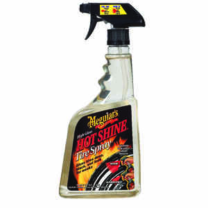 Meguiar's  Hot Shine  Tire Cleaner  24 oz.