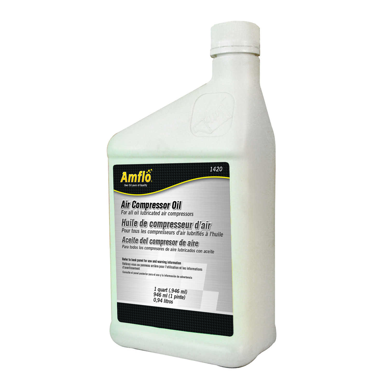 Amflo  Air Compressor Lubricating Oil  Bottle  1 pc.