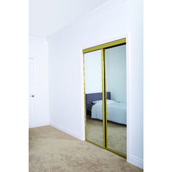 Erias  80-1/2 in. H x 59 in. W Sliding Door