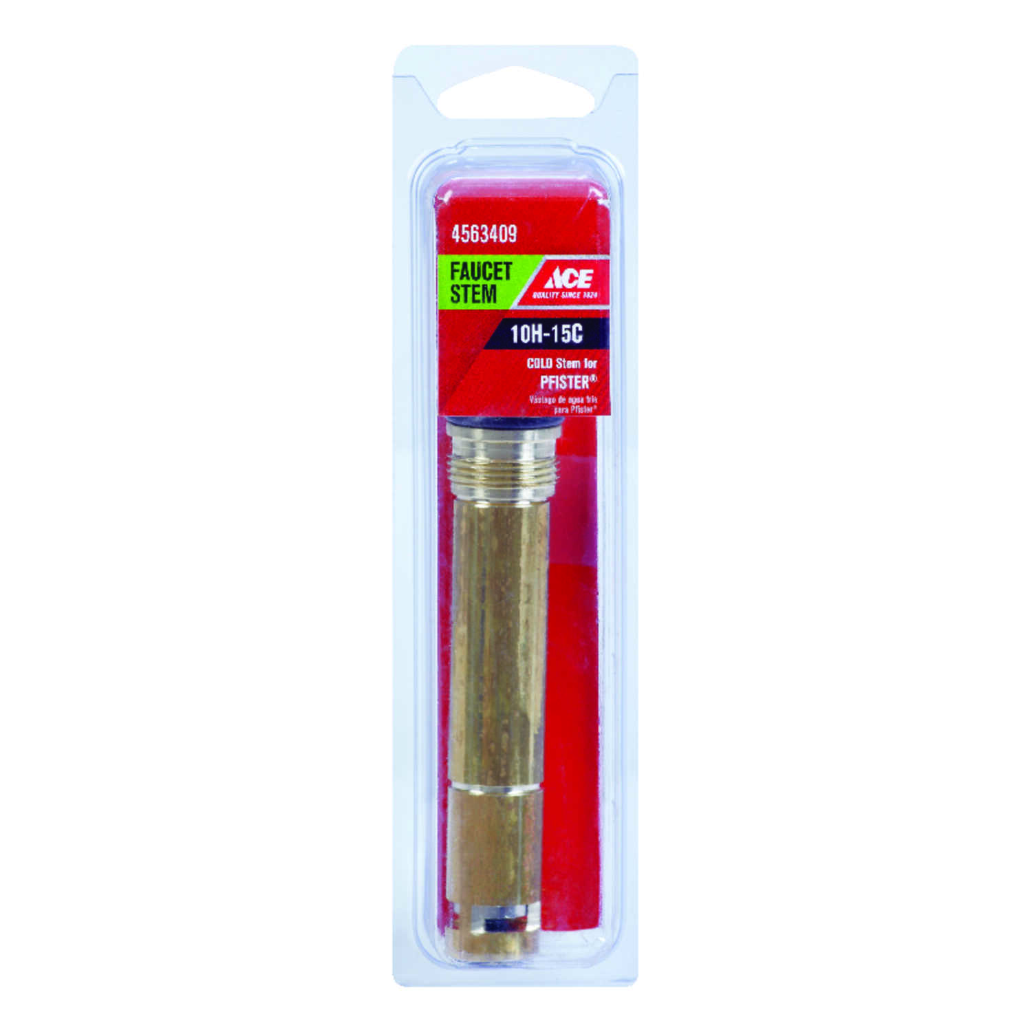 Ace  Cold  10H-15C  Faucet Stem  For Price Pfister