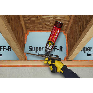 GREAT STUFF  PRO  Orange  Polyurethane Foam  Insulating Sealant  24 oz.