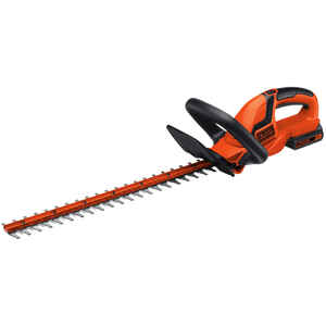 Black and Decker  22 in. 20 volt Hedge Trimmer