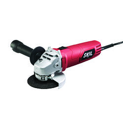 Skil Corded 120 volt 6 amps 4-1/2 in. Angle Grinder Kit 11500 rpm