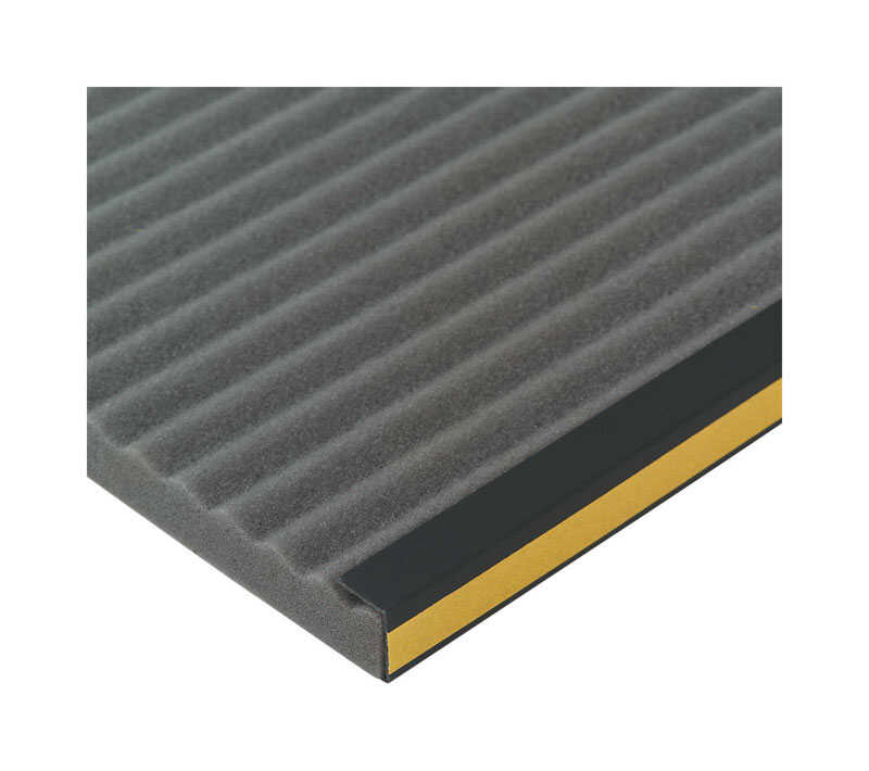 M-D Building Products  Gray  Foam  18 in. L x 7/8 in.  For Window Air Conditioner Seal