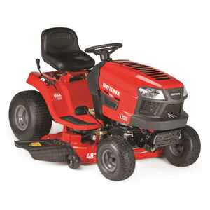 Craftsman  46 in. W Mulching Capability Lawn Tractor