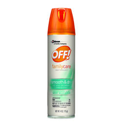 OFF!  Insect Repellent  Liquid  For Mosquitoes/Ticks 4 oz.