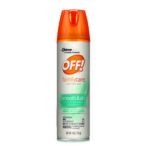 OFF!  Liquid  Insect Repellent  4 oz. For Mosquitoes/Ticks