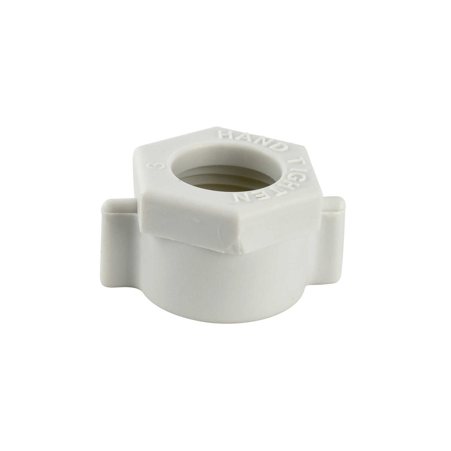 Ace  Fill Valve Coupling Nut  5/8 in. H Plastic