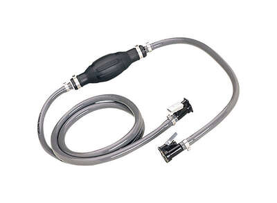 Seachoice  Stainless Steel  Marine Fuel Line Assembly  1 pk