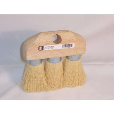 DQB 3 Knot 3-1/2 in. W Wood Roof Brush