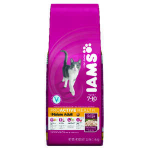 Iams  ProActive Health  Chicken  Dry  Cat  Food  3.2 lb.