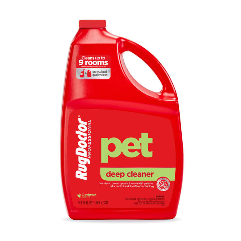 Pet Deep Daybreak Scent Carpet Cleaner