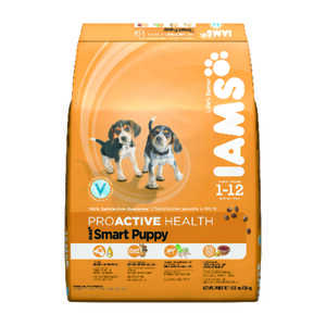 Iams  Proactive Health Smart Puppy  Chicken  Dry  Dog  Food  15